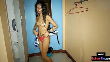Tiny Asian Amateur Teen Bar Girl Hot Sex With A Tourist