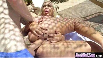 (bridgette b) Curvy Big Butt Girl Take It Deep In Her Asshole movie-10 Thumb