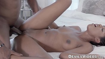 Ashley Aleigh is the perfect ebony fuck doll for some sex