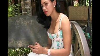 Filipino ladyboy beauty