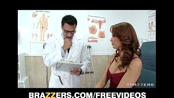 Free doctor sex clips - Hot redhead milf monique alexander gets a checkup