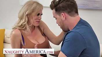 Naughty America - Casca Akashova needs help in the house, not to mention a good, hardcore fuck from a big hard cock