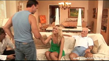 Cheating wives fucking stories Blonde swinger wife enthusiastic cheater