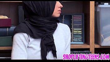 Muslim Arab Tee n Gets Facial After Shopliftin fter Shoplifting And Sucking Dick