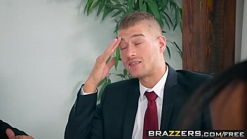 Brazzers - Real Wife Stories -  The Dinner Party scene starring Adriana Chechik, Keiran Lee, Ramon, thumbnail