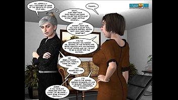 3D Comic: Malevolent Intentions. Episode 15 10 min