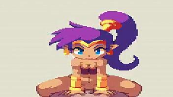 Hentai Parody (Episode8)-( Shantae'_s Sexual Urge )