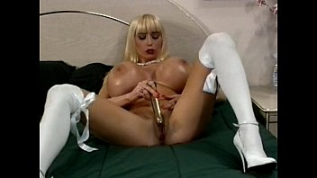 Wendy Whoppers white lingerie oiling then fucking