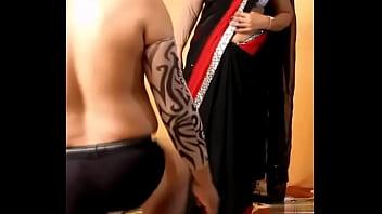Amateur Indian aunty Mona bhabhi sex fuck feast porn video