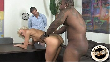 Molly Rae interracial cuckold