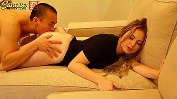 Manja Remaja Putih Gadis Britney Light Toket Besar Orang Asia James Bang