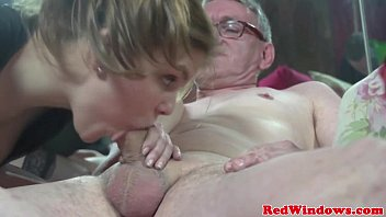 Old cum whore Young dutch whore vs old dirty tourist