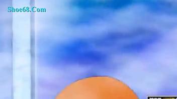 Anime Hentai: Nami Vs Nico Robin