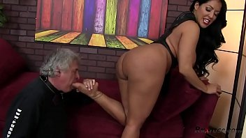 Kiara Mia Femdom HD; femdom, ass-lick, foot, fetish, big-ass, big-tits, hardcore, oral, bruntte, hd, porno izle
