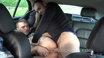 """Romantik fucked and creampied in my car on the road by my friend <span class=""""duration"""">2 min</span>"""