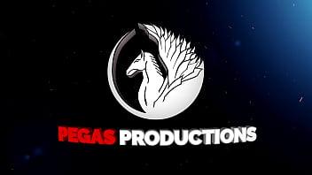Pegas Productions - Lydya Moser Fourré dans le Cul à la TV!