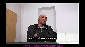 FemaleAgent Casting agent and her amazing body 12 min