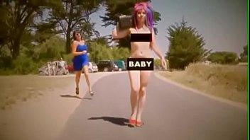 Dance erotic strip video Make the girl dance - music video