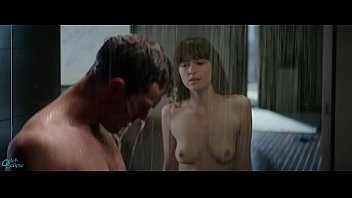 Nude scene showering - Dakota johnson - nude in shower scene from fifty shades freed - uploaded by celebeclipse.com