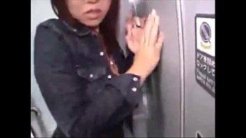 lives. Asian uncensored fuck in train