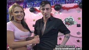 Ash Hollywood Blow Job Winner!