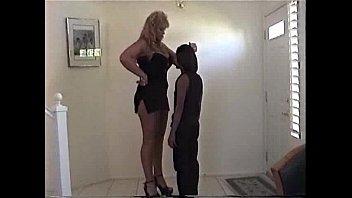 Amazon nude woman Bunny glamazon teaches took the plumber 1