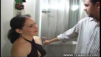 Cita con su esposa haciendose la puta