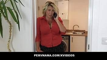 Matured MILF Seduces And Fucks Brother-In-Law