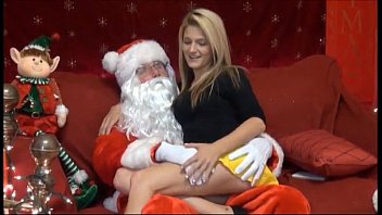 Santa claus is a cunt - Merry christmas - live on - www.69sexlive.com