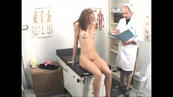 Virgin medical exam - Laya gyno examination