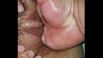 Masturbating In side My Wife