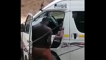Taxi Driver Fucking Ain Public