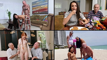 BLUE PILL MEN - Old Dudes Fucking Hot Teens, Featuring Kharlie Stone, Dolly Little & More! 54分钟