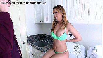 Dillion Harper - Fun in the laundry room - profapper.ca