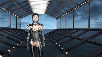 Fallout 4 Fashion Exhibition 11分钟