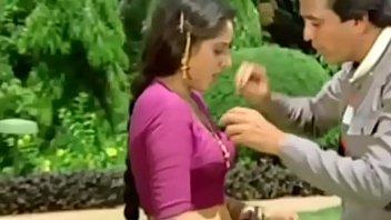 indian actress horny expression and saree strip