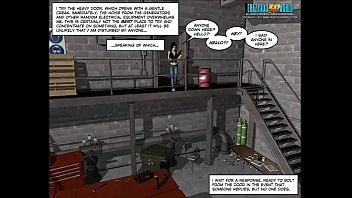 3D Comic: Freehope 6