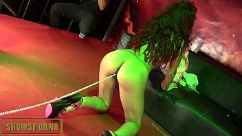 Video porn 2020 Redhead babe striptease and masturbation HD online