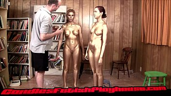 Lighed nude statue Robots and statues preview