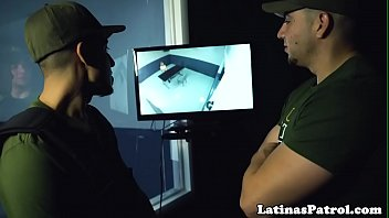 Latina immigrant cockrides border security