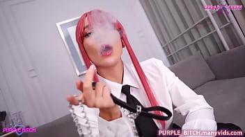 Power and Makima are super hot By PurpleBitch 8 min