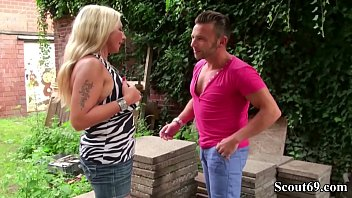 German Mom and Step Daughter work as a Street Whore