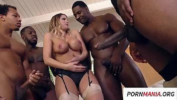 [PORNMANIA.ORG] Brooklyn Chase [gangbang, anal, big boobs, interracial] porno izle
