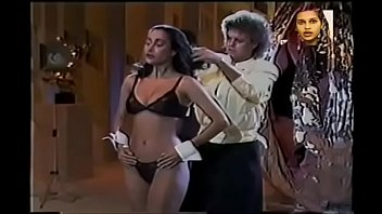 Women famous undressing (brazilian TV) Part 1