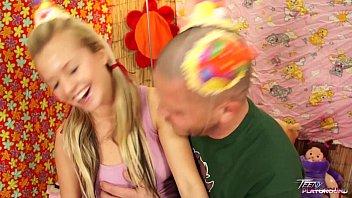 Teenyplayground Bella b. blonde cute sweet schoolgirl drilled by older cock