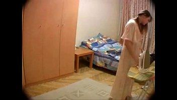 Hidden Cam in Wifes Room   - combocams.com