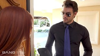 Trickery - Redhead Tricked Into Sex By Fake Census Agent thumbnail