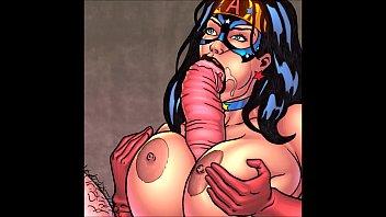 Prison Heat - Superheroine ComiXXX