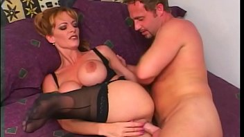 Rough milf sex clips Huge tit milf sara ashley fucked hard by original milf hunter clip-2