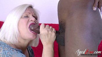 AgedLovE Lacey Starr and Black Guy Hardcore tumblr xxx video